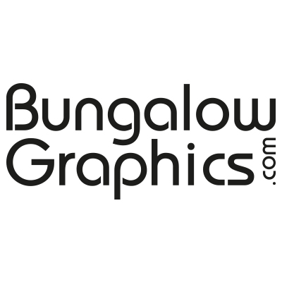 Bungalow graphic